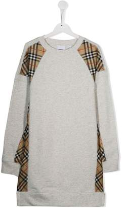 Burberry Wanda sweatshirt dress