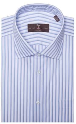Robert Talbott Classic Fit Stripe Dress Shirt