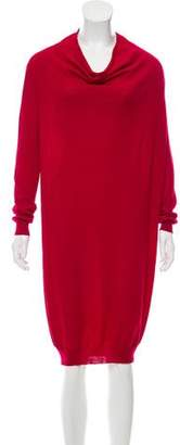 Lanvin Wool Oversize Dress