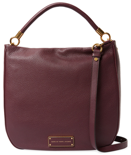 Marc By Marc Jacobs Too Hot To Handle Medium Leather Hobo