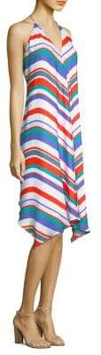Ramy Brook Nadia Striped Dress