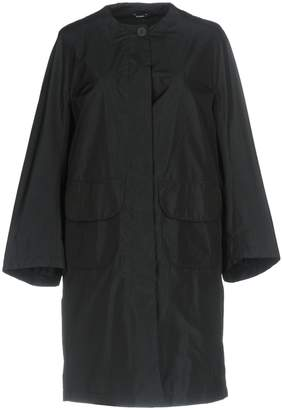 Jil Sander Navy Overcoats