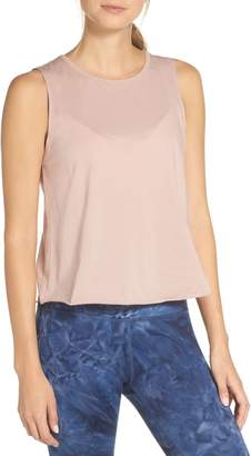 Beyond Yoga All About It Crop Tank Top