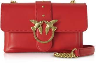 Pinko Mini Love Soft Shoulder Bag