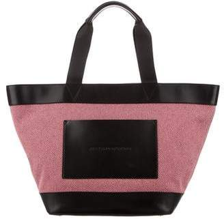 Alexander Wang Canvas & Leather Tote