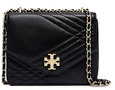 Tory Burch Kira Quilted Mini Cross-Body $325 thestylecure.com