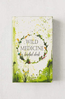 Tamed Wild Apothecary Tamed Wild Wild Medicine Herbal Card Deck