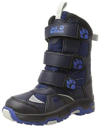 Jack Wolfskin Boys' S Snow Diver Texapore High Rise Hiking Shoes,10 UK 10UK Child