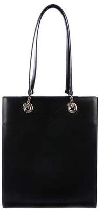 Cartier Smooth Leather Tote