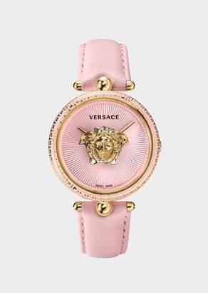 Versace Pink Palazzo Empire Watch