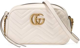 GG Marmont matelassé shoulder bag $1,200 thestylecure.com
