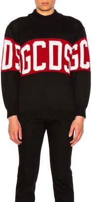 Gcds Knitwear Sweatshirt