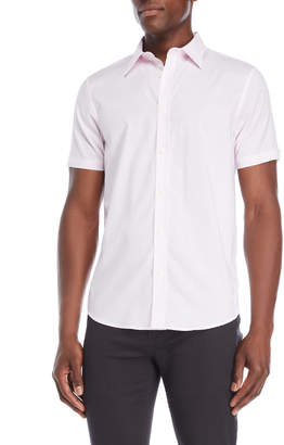 Ben Sherman Stripe Short Sleeve Shirt