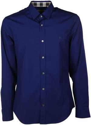Burberry Check Detail Shirt