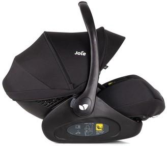 Joie I-Level Group 0+ infant Car Seat, Including I-Base LX - coal