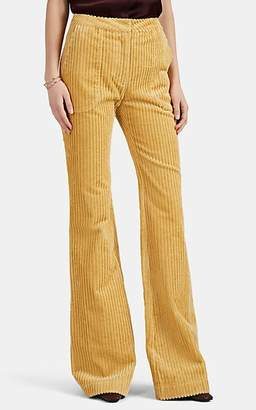 Land of Distraction LAND OF DISTRACTION WOMEN'S BRUCE CORDUROY FLARED TROUSERS