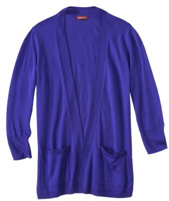Merona Women's Open Layering Cardigan Sweater - Assorted Colors