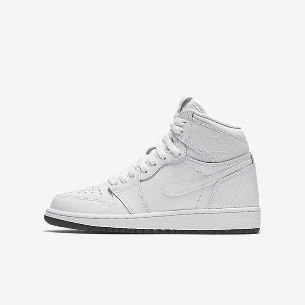 Air Jordan 1 Retro High OG Big Kids' Shoe 7