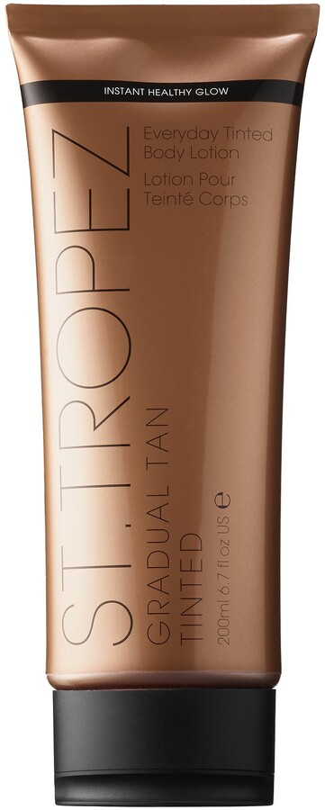St. Tropez Tanning Essentials - Gradual Tan Everyday Tinted Body Lotion