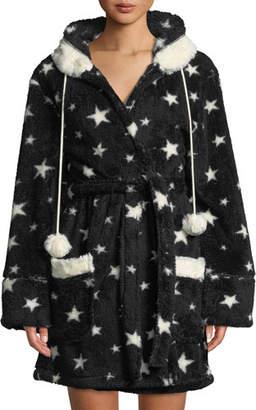 PJ Salvage Dreamer Hooded Short Robe