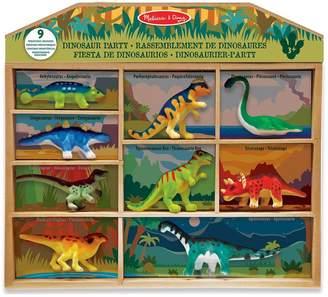 Melissa & Doug Dinosaur Party Playset
