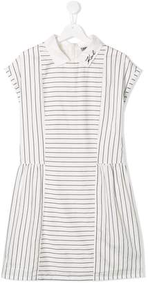 Karl Lagerfeld Paris TEEN striped dress