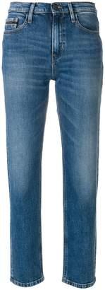 CK Calvin Klein straight leg jeans