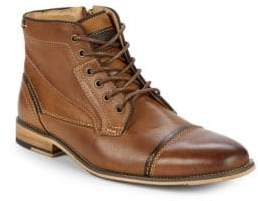 Steve Madden Cap Toe Boots