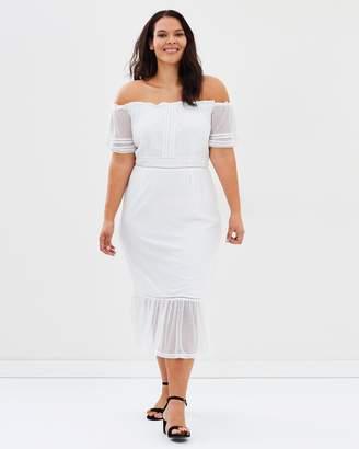 Malika Off-Shoulder Dress