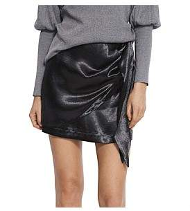 Staple the Label Metallic Skirt