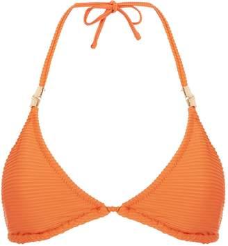 Heidi Klein Casablanca Padded Triangle Bikini Top