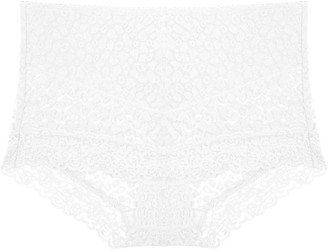 Pink Label Lily High-Rise Brief