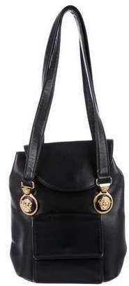 Gianni Versace Vintage Medusa Shoulder Bag