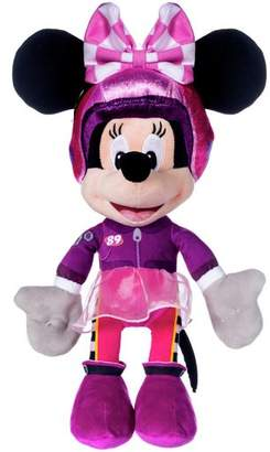Disney Mickey and the Roadster Racers Minnie Mouse Soft Toy