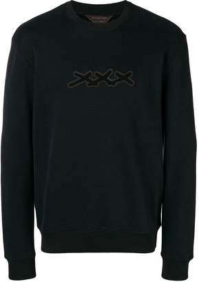 Ermenegildo Zegna XXX crew neck sweatshirt