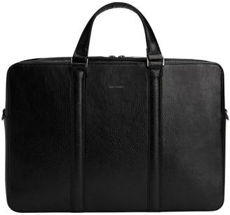 Matt & Nat Matt And Nat Harman Briefcase - Black