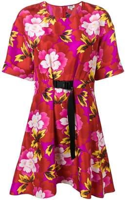 Kenzo Indonesian flower dress