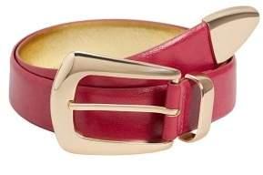 MANGO Metal buckle belt