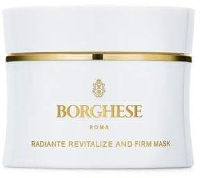 Borghese Radiant Revitalize and Firm Mask