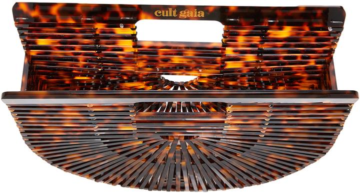 Cult Gaia Small Acrylic Ark Bag 4