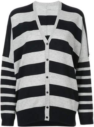 Marc Cain striped cardigan