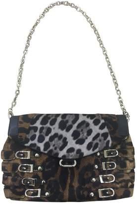Jimmy Choo Pony-style calfskin handbag