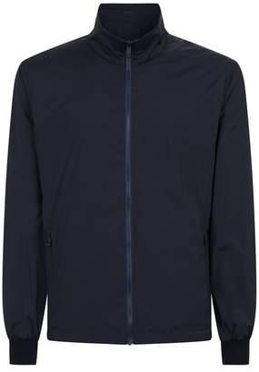 Zegna Reversible Zip-Up Jacket