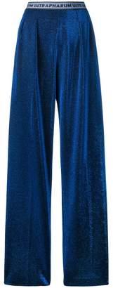 Marco De Vincenzo metallic trousers