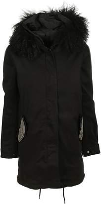 Mason Fur Trim Coat