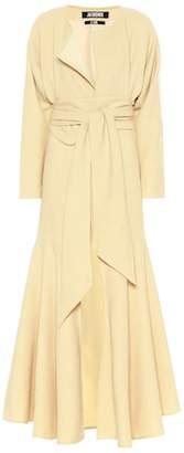 Jacquemus Wool-blend coat