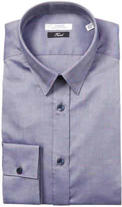 Versace Trend Fit Dress Shirt