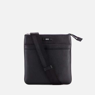 HUGO BOSS Traveller Zip Cross Body Bag