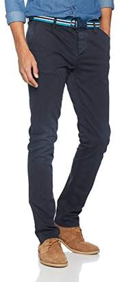 Mens Chinobelth Trousers Bonobo Buy Cheap 2018 Newest Cheap Affordable Sexy Sport QHyTLDR0I