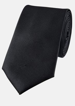 yd. Lewis Textured 6.5cm Tie
